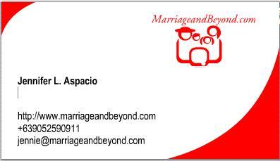 Marriage and Beyond Logo - Marriage and Beyond