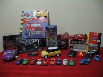 Toy Car Collections