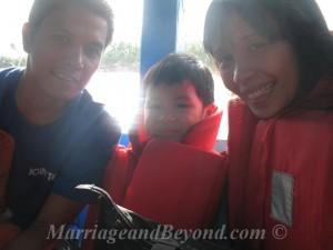caticlan boat ride