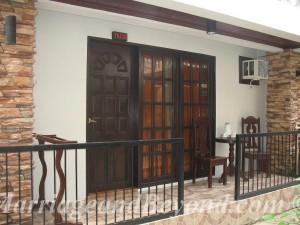 taj guesthouse private balcony