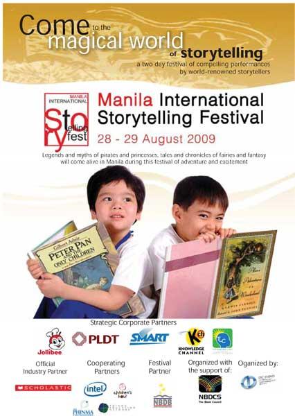 Manila International Storytelling Festival