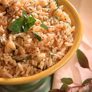 unpolished brown rice