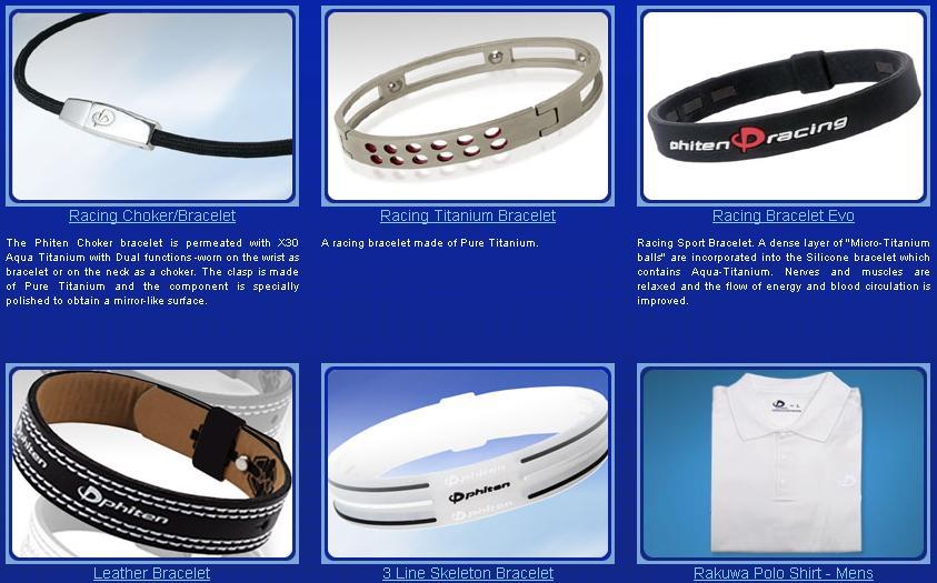 rakuwa phiten bracelet
