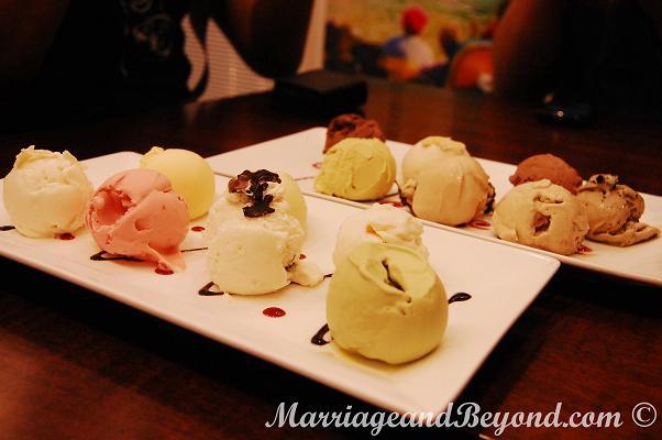 sol gelato selection
