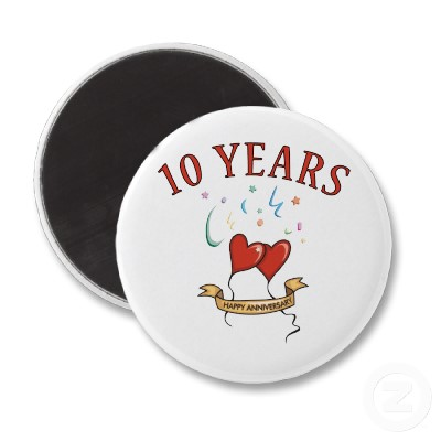 What to give on our 10th anniversary?