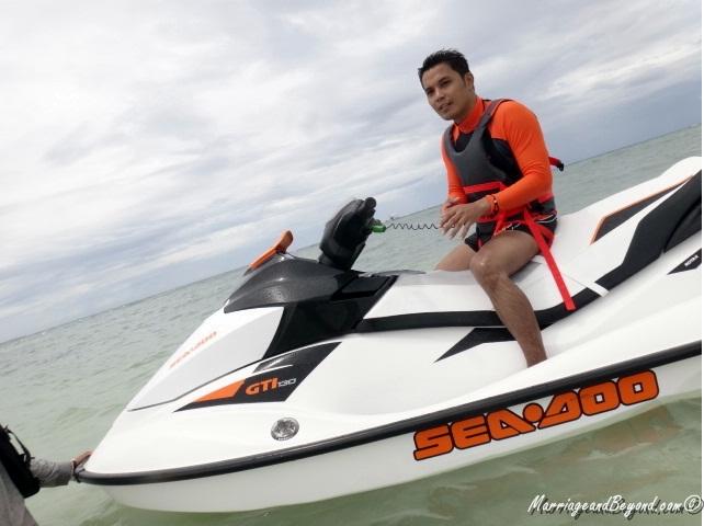 waverunner ride