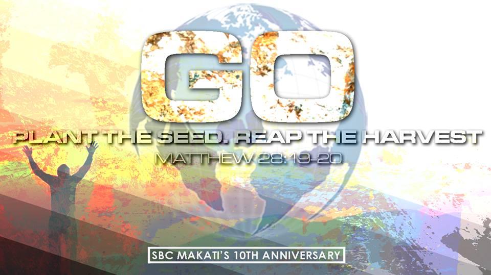 SBC Makati 10th Anniversary
