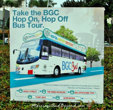 Hop On, Hop Off Bus