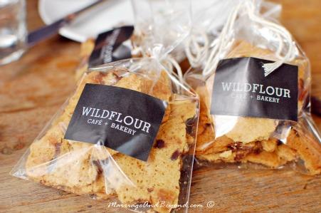 Wildflour cookies
