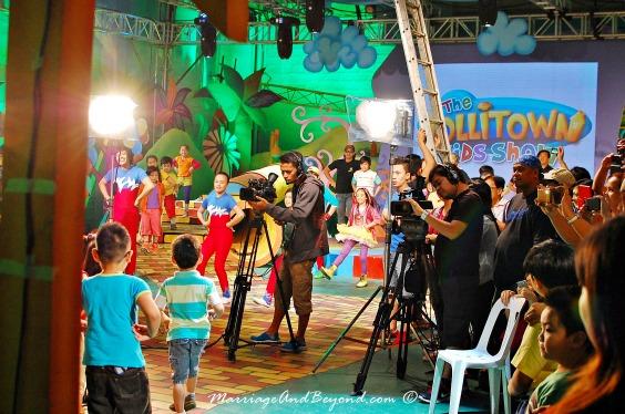 jollitown kids show taping