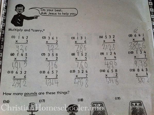 math pace