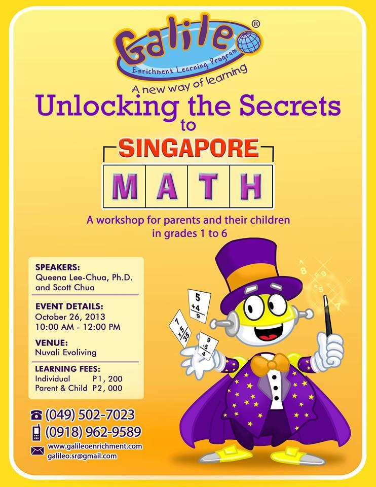 Singapore Math Nuvali