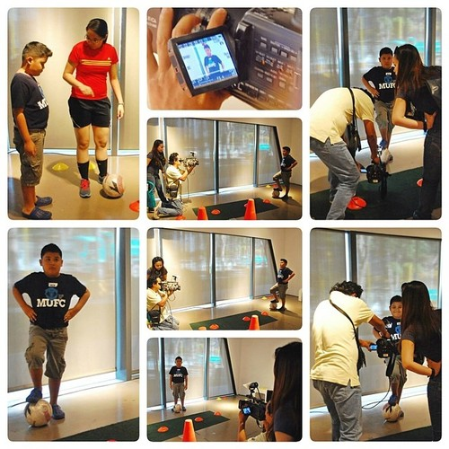 Mind Museum Soccer Science
