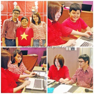 Aspacio family undergoes DMIT via Encycligent