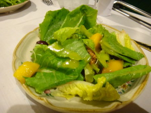 Mango Vinaigrette