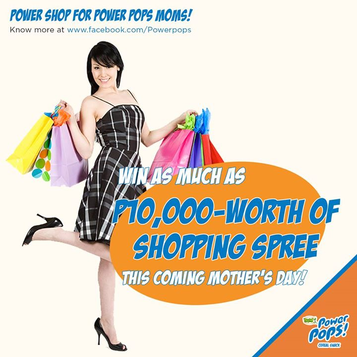 power pops mother's day promo