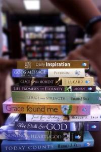 Sample 10 books for 800