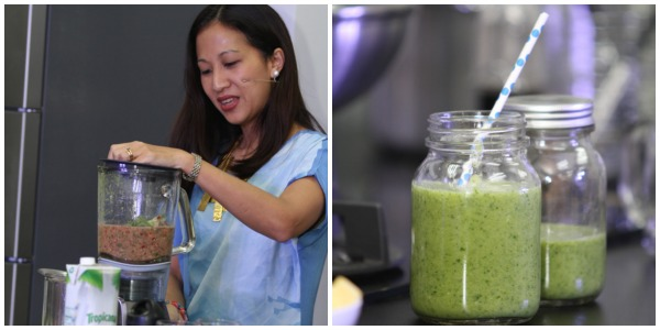 janice villanueva green smoothies