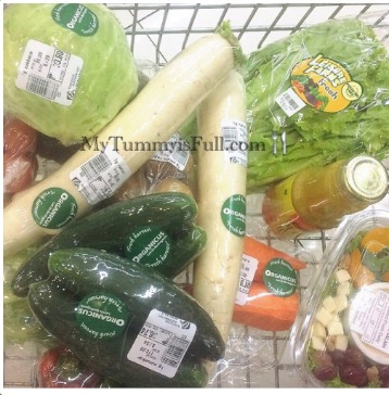 organic finds at robinsons