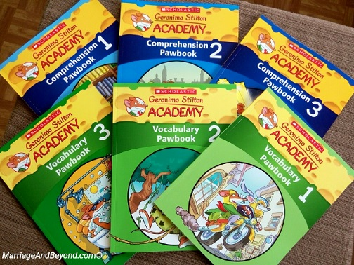 geronimo stilton pawbooks