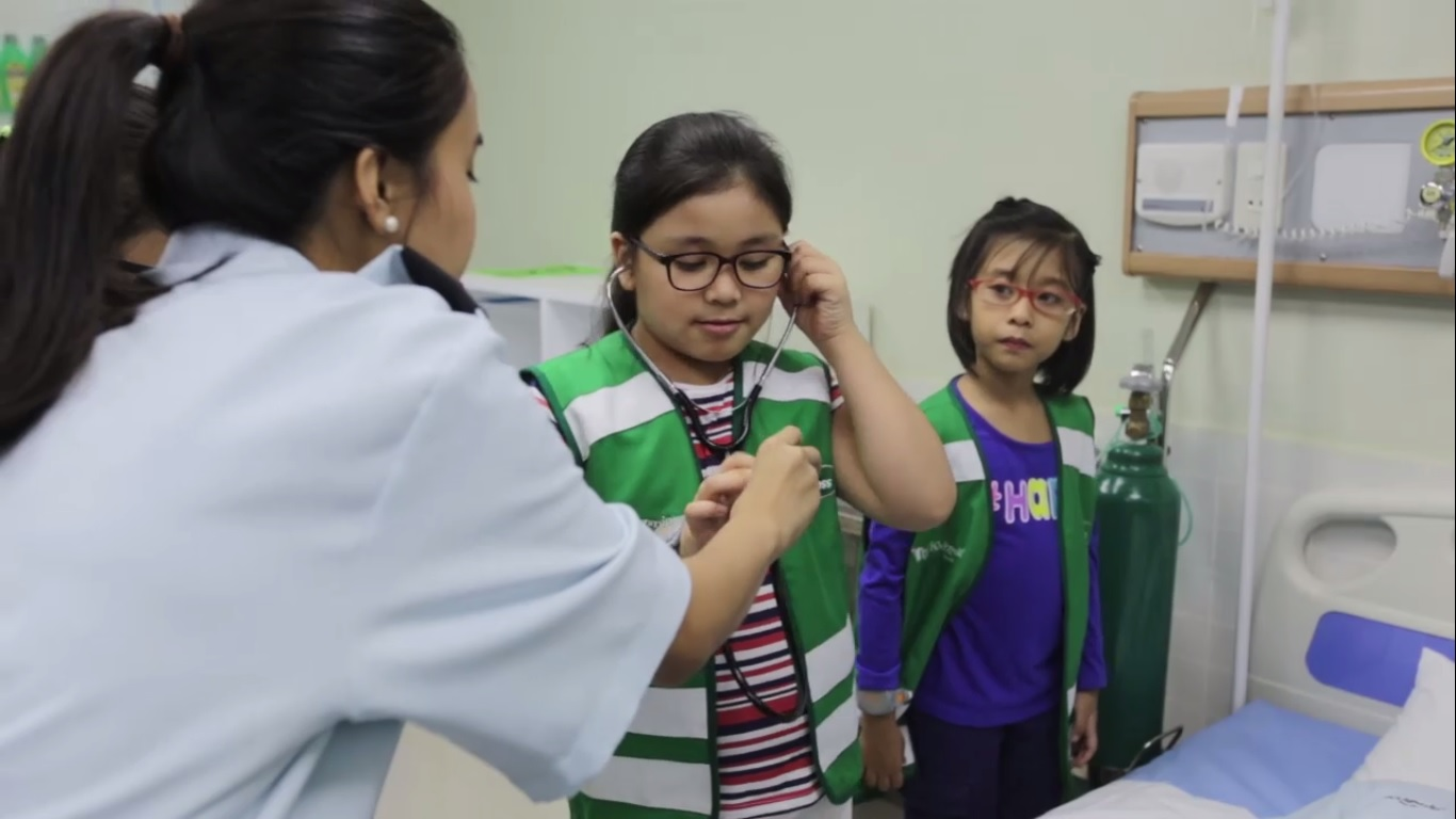 KidZania Manila Healthcare