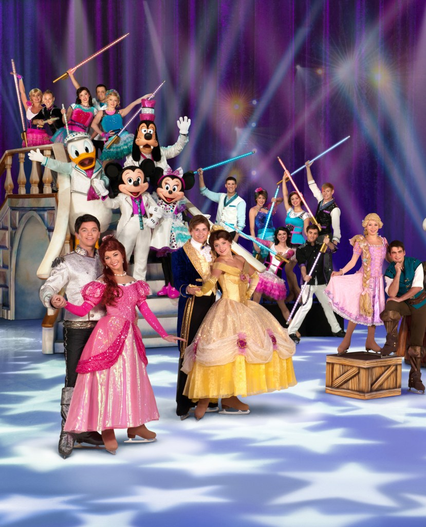 Disney on Ice Magical Festival Cast