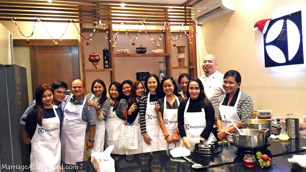 Bloggers Kitchen Class