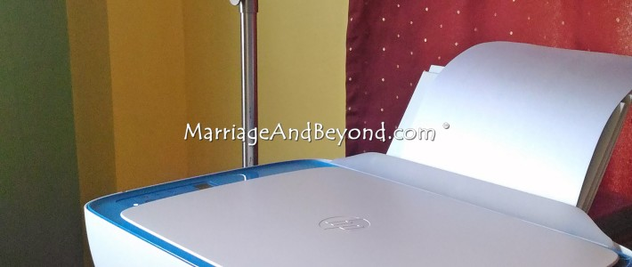 3 Reasons Why Our Family Loves the All-In-One HP DeskJet 3635 Ink Advantage Printer