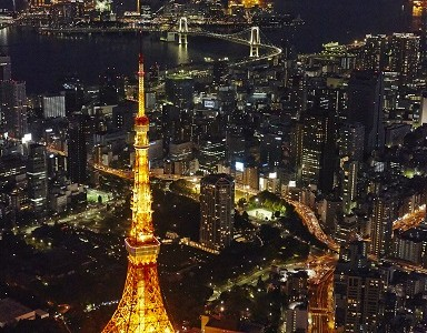 Travel Destination: Exciting Tokyo