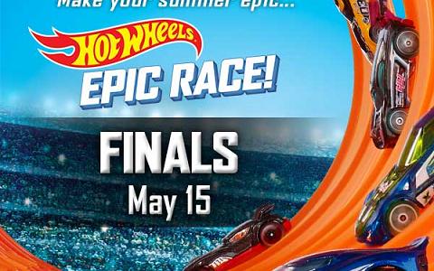 HotWheels Epic Race Finals