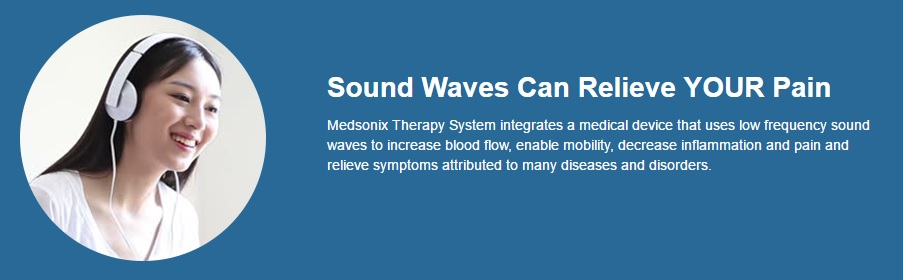 Medsonix Sound Therapy