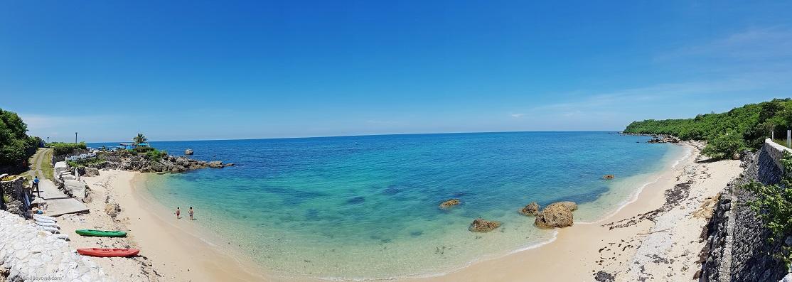 west philippine sea at thunderbird resorts poro point