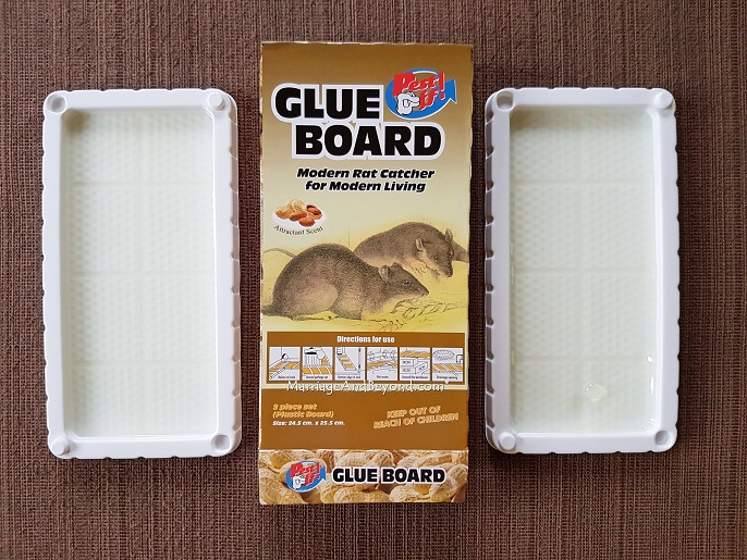 Pest Off! Glue Board