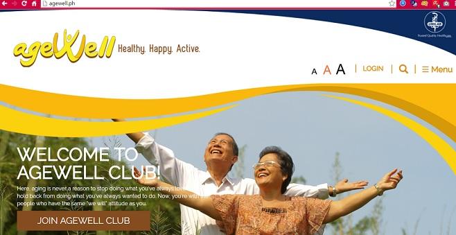 Age Well Club