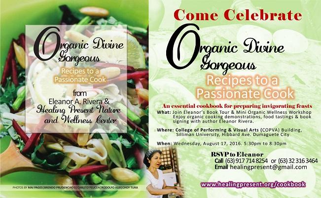 Organic Divine Gorgoues Cookbook