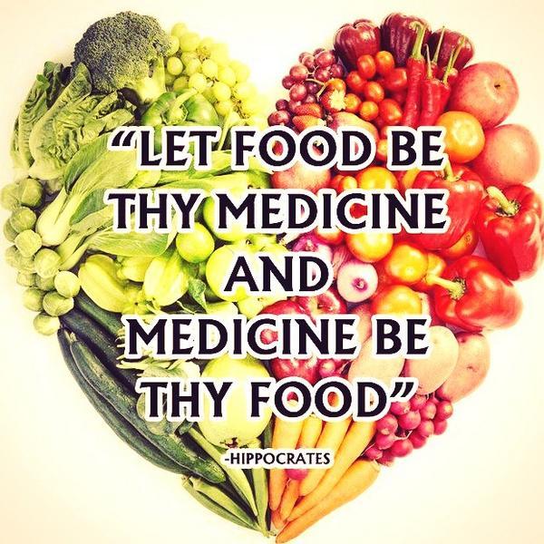 hippocrates medicine food