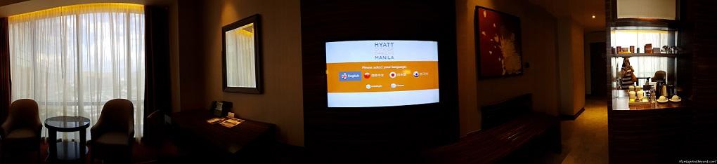 Superior Room Hyatt COD Manila