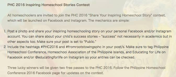 homeschool success story