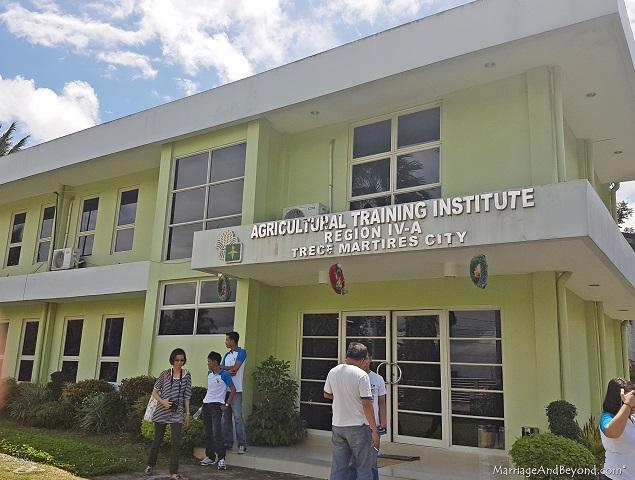 Agricultural Training Institute Region 4A Trece Martires