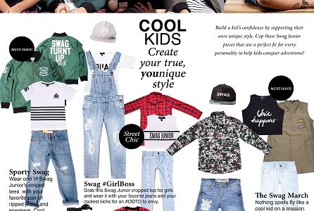 Swag Junior: The Latest in Tokyo Trends for Kids
