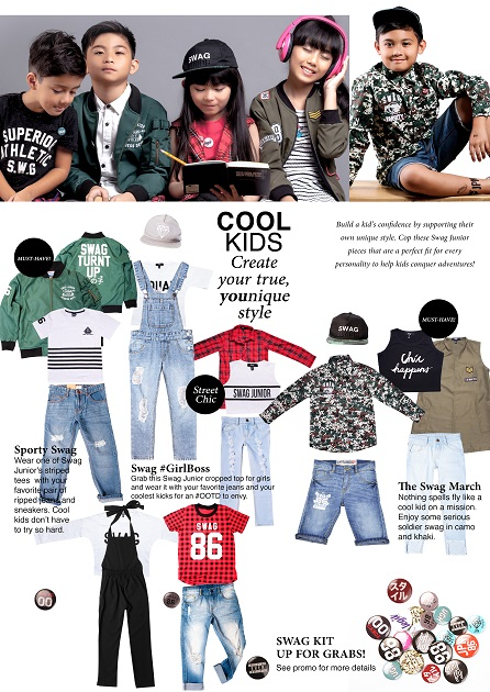 SWAG JR STYLE GUIDE 2