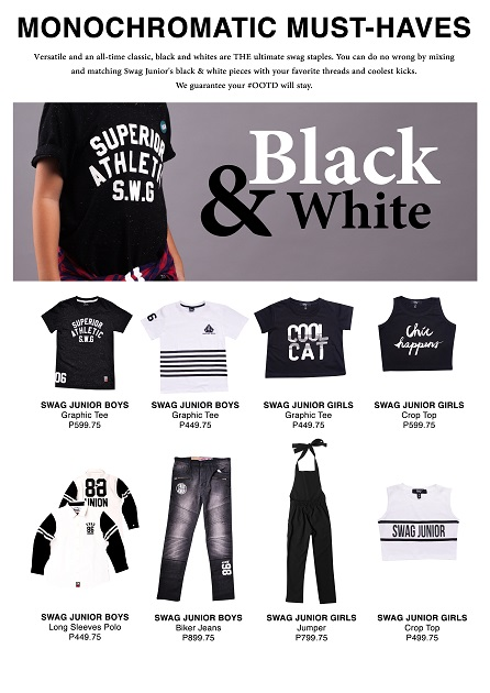 SWAG JR STYLE GUIDE