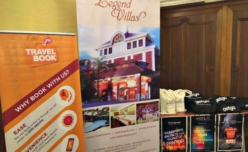 TravelBookPH First Blogger Affiliate Get Together Event At The Legend Villas