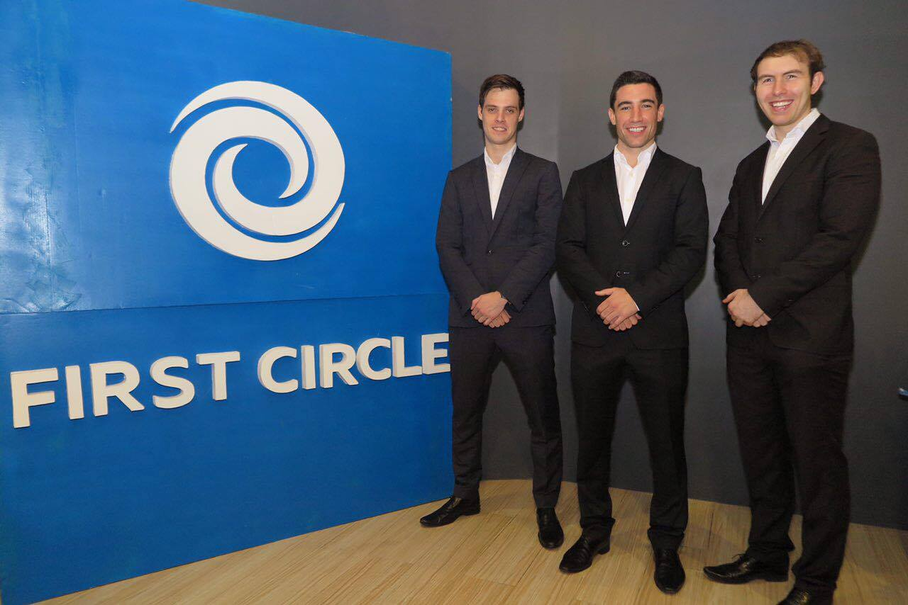 First Circle Tony Ennis, CTO . Patrick Lynch, President & CEO. Timothy Glynn, CFO
