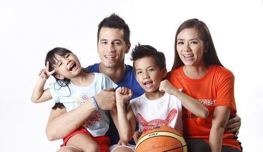 Healthy Upbringing According to Danica Sotto-Pingris