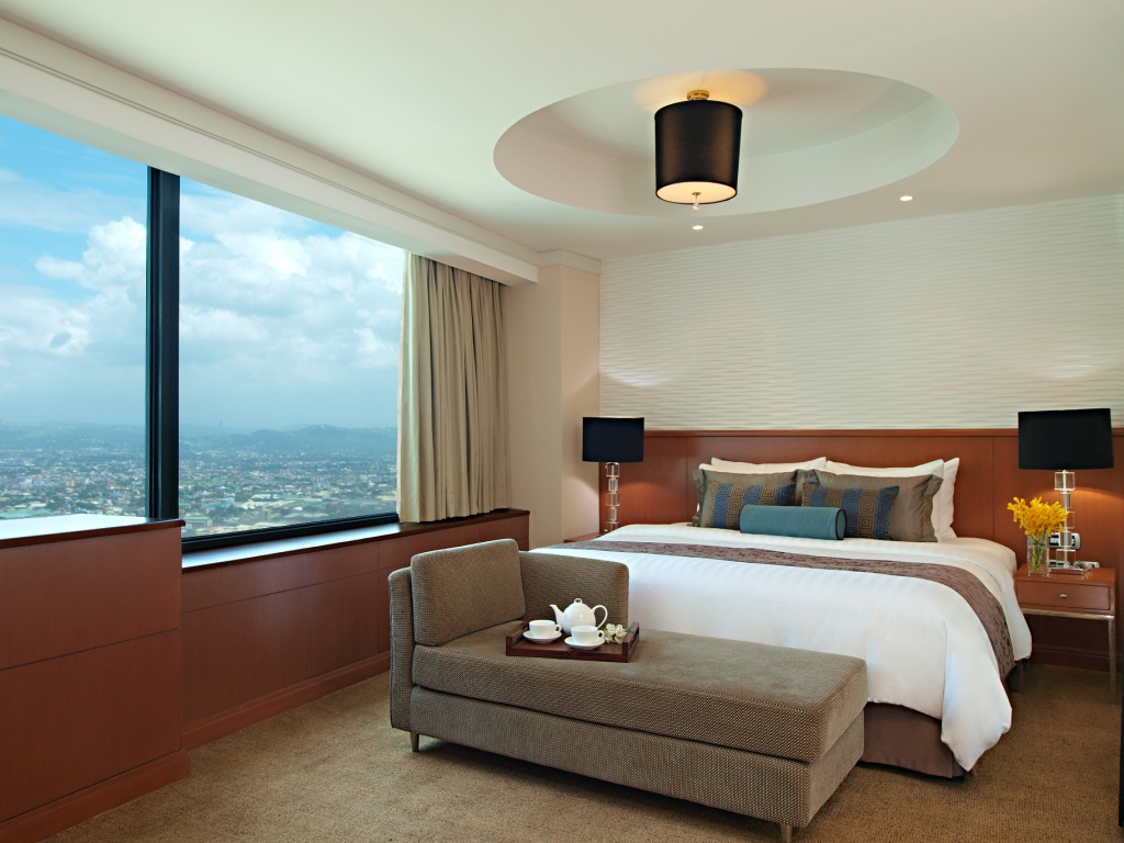 Richmonde Hotel Eastwood Deluxe King