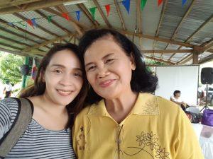 author with mrs. martina reyna