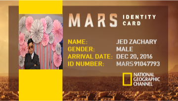 Who's Ready to Experience Mars? #CountdownToMars #AreYouReady