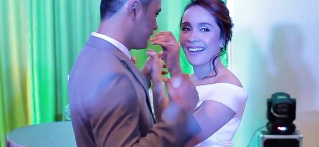 Our Renewal of Vows Wedding Same Day Edit (SDE) Video by Kinetix Productions #JeffJenIDoTake2