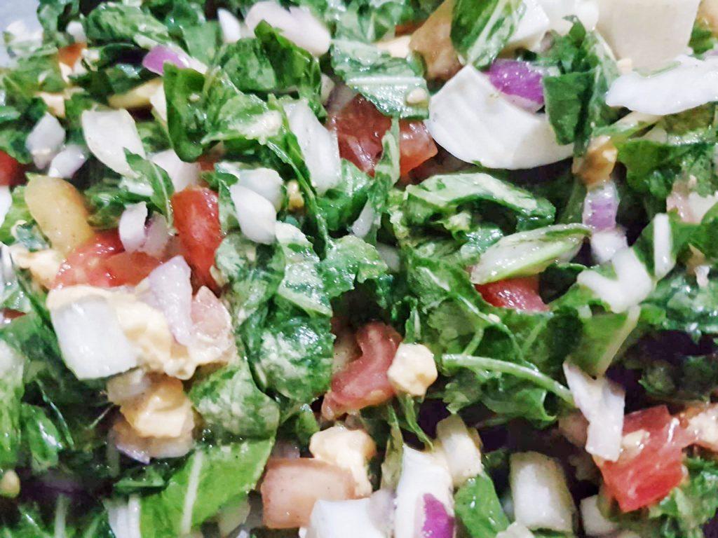 Pechay salad